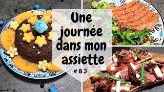 🍕 Une journée dans mon assiette 🍕 #83 - UJDMA