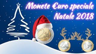 Monete Euro consigli regali per Natale 2018 ⛄