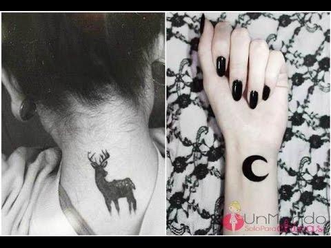 10 Tatuajes pequeños, pero con grandes significados