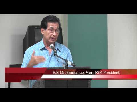 Chuuk State Separation Initiative