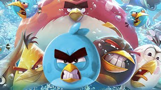 Angry Birds Epic - Movie Fever Event And Angry Birds 2 Treasure Hunt!