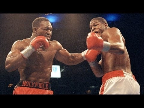 Evander Holyfield -Riddick Bowe III. Бокс. Эвандер Холифилд - Риддик Боу 3 бой