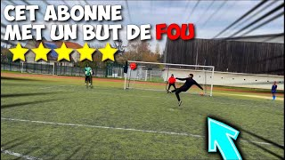 CET ABONNE A MIS UN BUT DE FOU ! football challenge