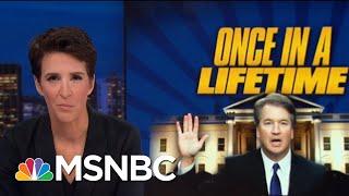 GOP Carries Brett Kavanaugh Weight To Protect Legally Precarious Trump | Rachel Maddow | MSNBC