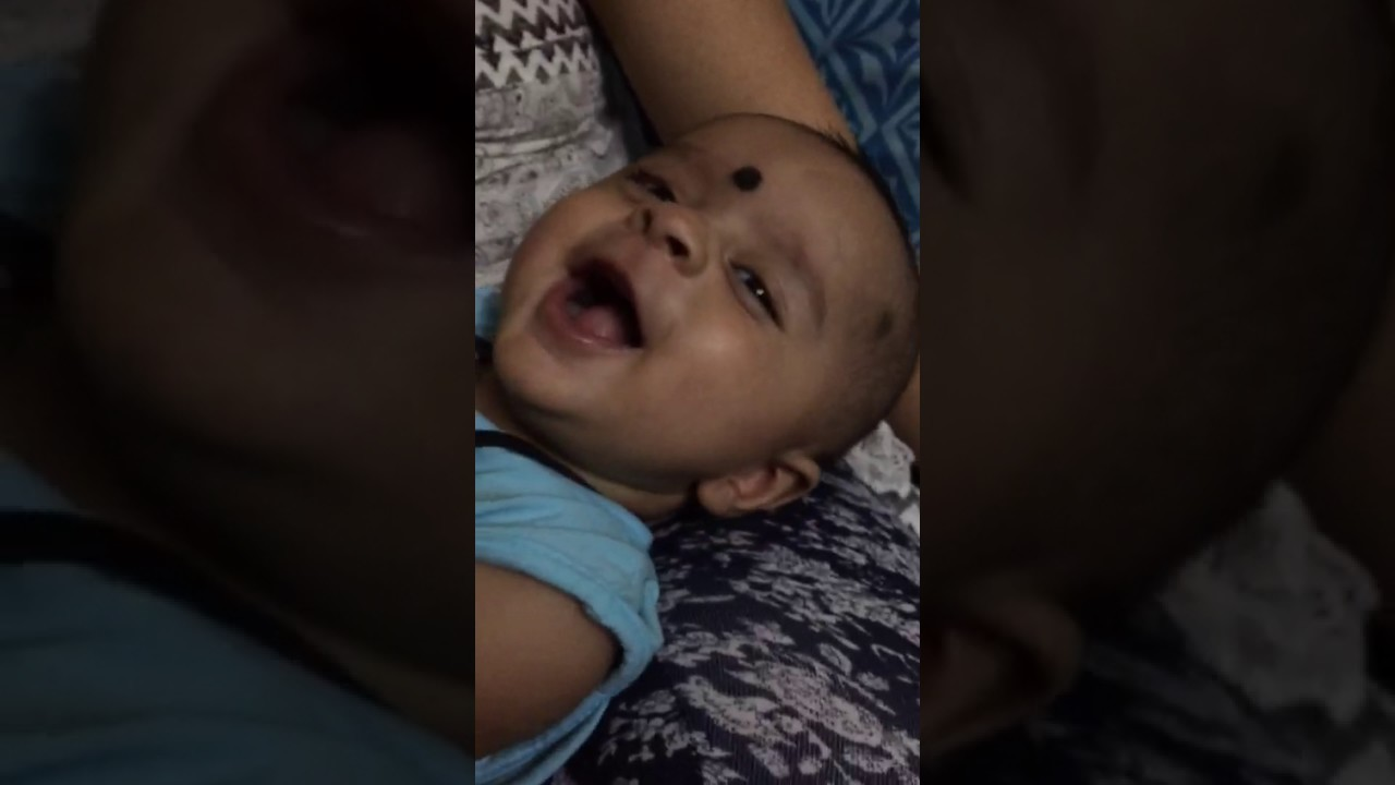 3 Month Old Baby Saying I Love You Youtube