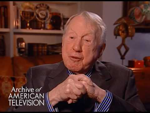 Frank Stanton on getting Ed Sullivan and other early CBS stars - TelevisionAcademy.com/Interviews