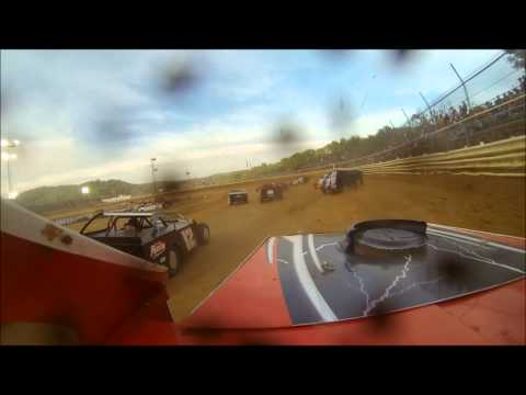 Tyler County Speedway, Let It Ride 55 (5-26-13)