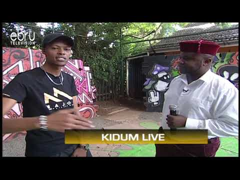 Kidum On His Inspiration In The Music Industry & Secrets Of Staying Relevant In The Industry