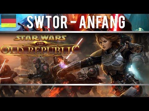 SWTOR – Einführung & mit spielen (Star Wars – The Old Republic German Gameplay)
