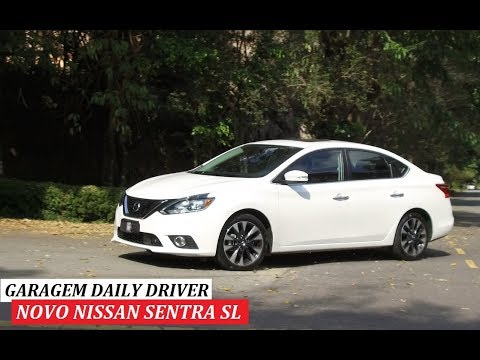 GARAGEM DAILY DRIVER: NISSAN SENTRA SL 2018