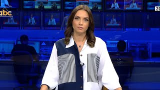 Edicioni i lajmeve ora 20:00, 22 Shtator 2020 | ABC News Albania