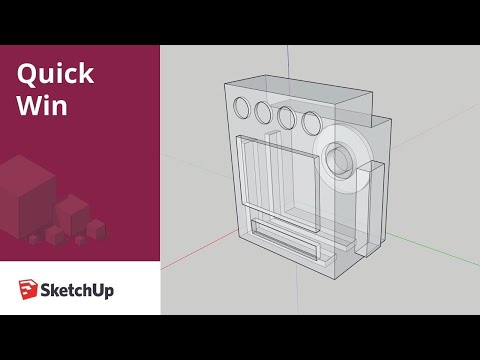 Get rid of interior geometry - Quick Win - YouTube
