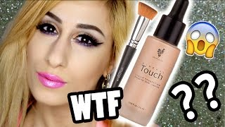 $71 YOUNIQUE Liquid Foundation + Brush WTF?!