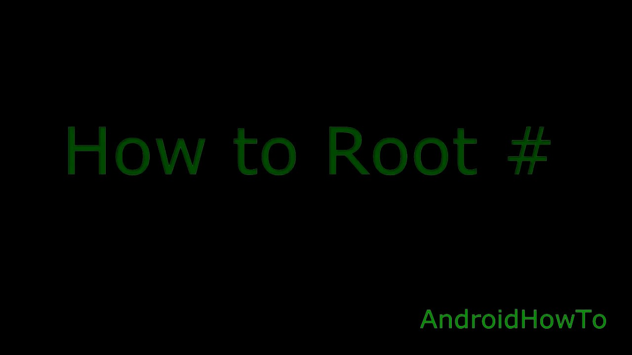 How to root Samsung Galaxy On5 SM-G550T1 Android 6 0 1 Marshmallow