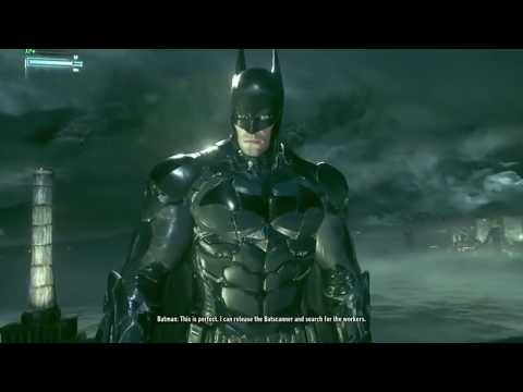 Batman Arkham Knight | Rescue The Missing ACE Chemicals Workers