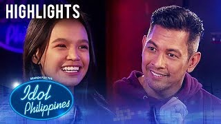 Zephanie Dimaranan - Top 6 Mentoring Session | Live Round | Idol Philippines 2019