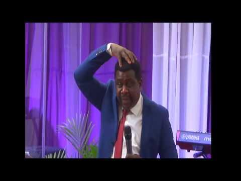 Pastor Matthias Akhideno Ministering - Live Stream