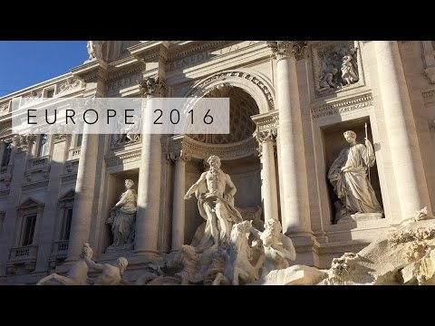 TRAVEL | EUROPE - OCTOBER 2016