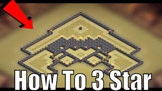 "Clash Of Clans | How To 3 Star | "" Town hall 9 (TH9) Best war base 2015 [Anti 2 stars] ""  - Ep. 4"