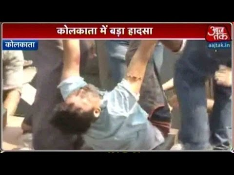 Many Killed As Under-construction Bridge Collapses In Kolkata