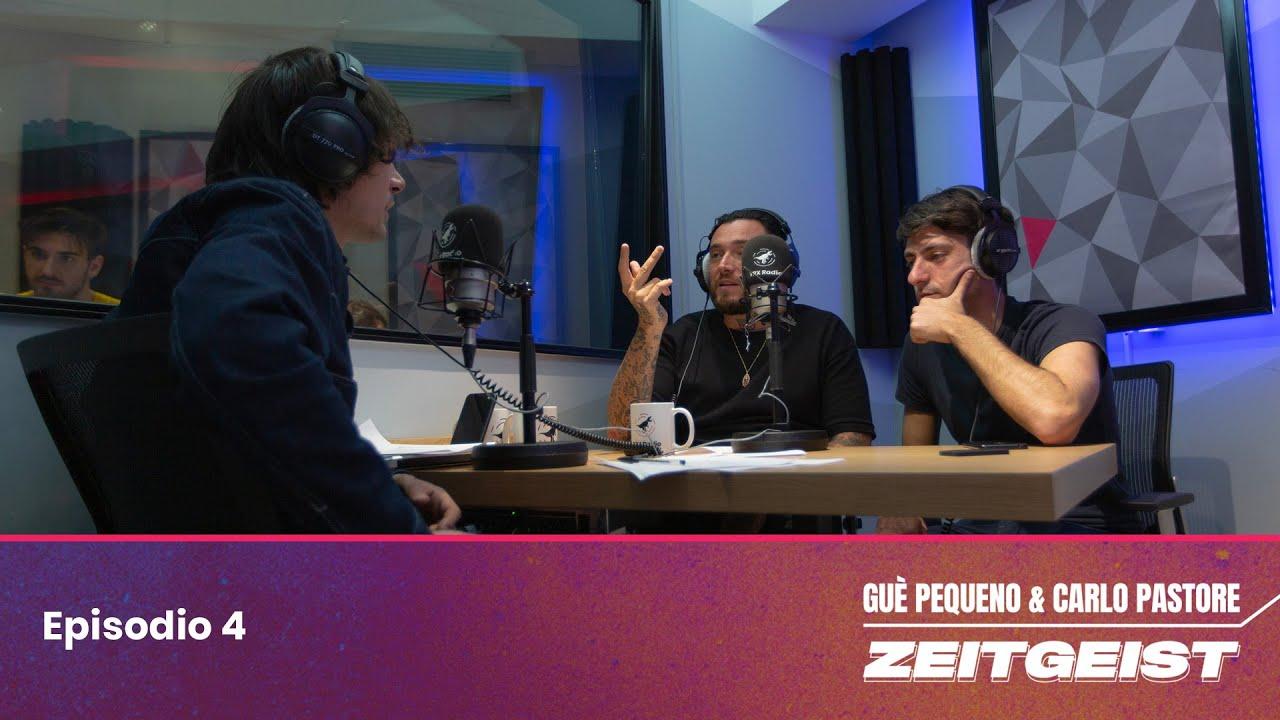 TRX Zeitgeist con Guè Pequeno & Carlo Pastore: ospite Federico 2ndRoof