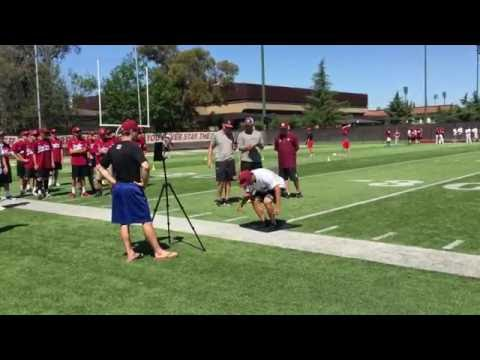 Stanford All Star Camp 2016 (Kevin Lo Class of 2018)