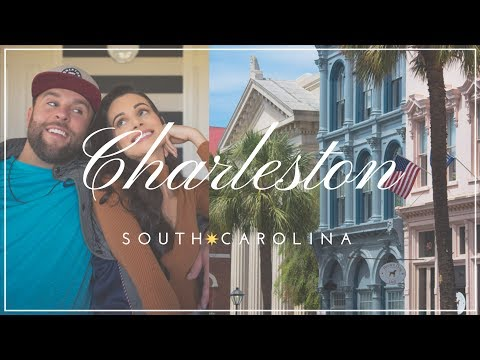 TRAVEL GUIDE: CHARLESTON, SC 2018