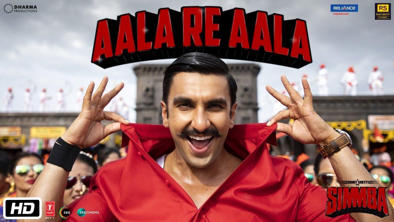 Download SIMMBA: Aala Re Aala | Ranveer Singh, Sara Ali Khan | Tanishk Bagchi, Dev Negi, Goldi