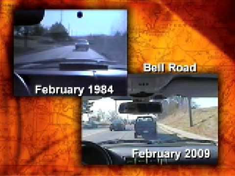 Vintage Footage - Bell Road to Briley Parkway Part 01