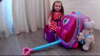 видео Купить игрушки Доктор Плюшева (Doc McStuffins) в интернет магазине игрушек Toy.ru