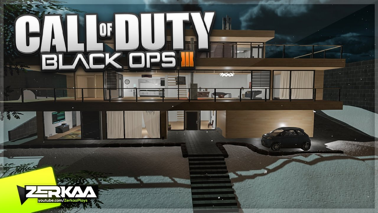 Repeat MODERN MANSION ZOMBIES! (Black Ops 3 Custom Zombies) by ...