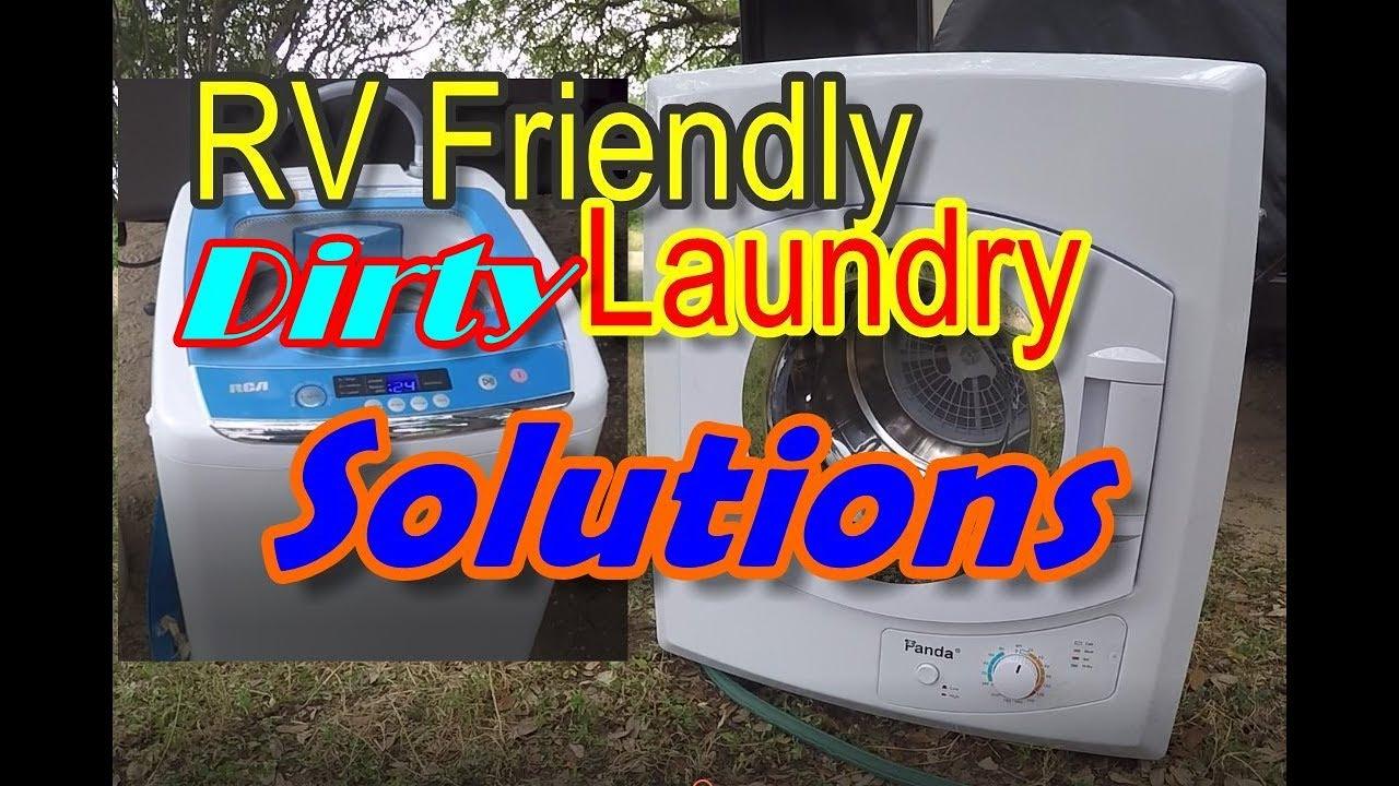 rca portable washing machine