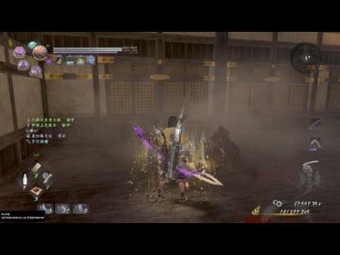 2 鎌 仁王 薙刀