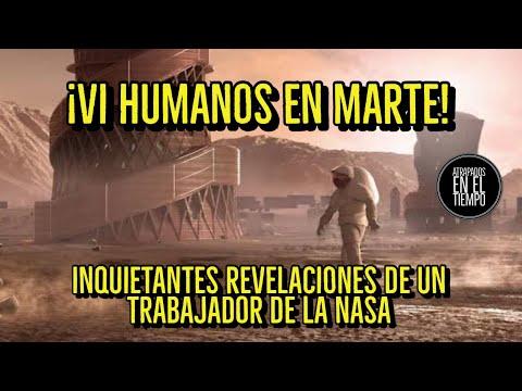 VI HUMANOS EN MARTE | La extraña historia de un trabajador de la NASA