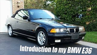 homepage tile video photo for Introduction to my BMW E36