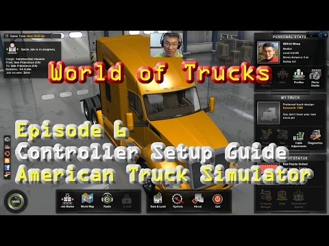 American truck simulator: xbox one controller setup guide for.