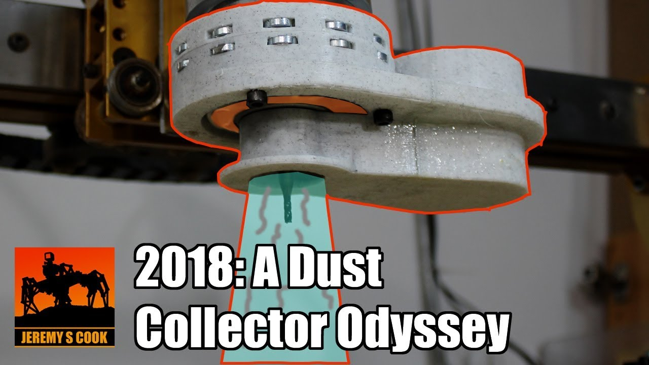 2018 a dust collector odyssey cnc router youtube rh youtube com