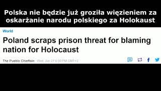 Polacy dokonali Holokaustu O K Mp3