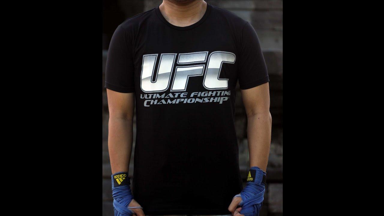 Jual Kaos UFC Terbaru SMS/WA : 08562938548 - YouTube