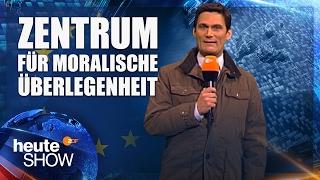 Die Verlogenheit der EU in der Flüchtlingsfrage