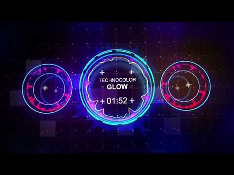 Technocolor - Glow (Music Visualizer)