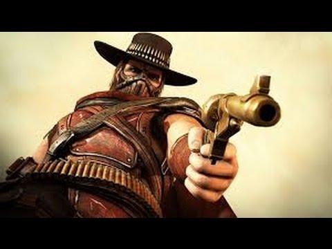 "Guia de Mortal Kombat X - ""Erron Black"" Combo de 10+ Golpes! Variante Pistolero!"