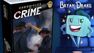 Chronicles of Crime Noir Review with Bryan