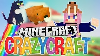 Imposter Cat! | Ep 36 | Minecraft Crazy Craft 3.0