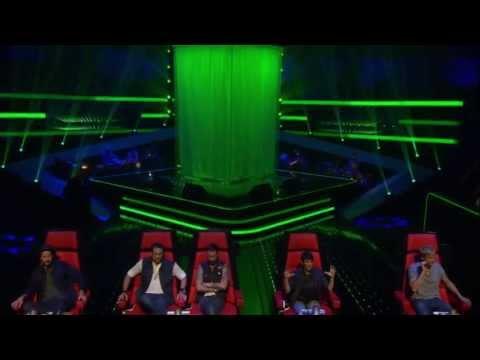 Sina Rösener - I'm Alive | The Voice of Germany 2013 | Blind Audition