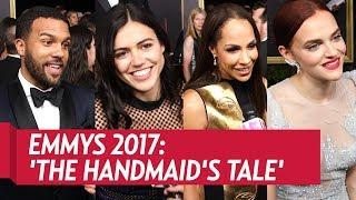 Emmys 2017: The Cast Of 'The Handmaid's Tale' Talks Season 2