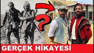 Gambar cover Çanakkale Savaşına Katılamayan İki Türk'ün Kahramanlık Hikayesi (Türk İşi Dondurma)