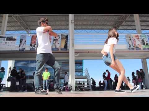 Psy - Gangnam Style Universidad TecMilenio (Campus San Luis Potosí)