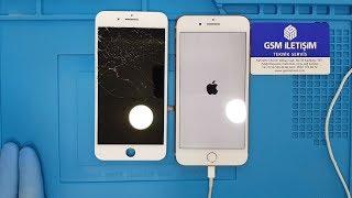 iPhone 8 Plus Ekran Değişimi (Sesli Anlatım)