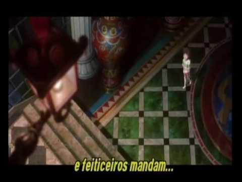 Trailer do filme A Viagem de Chihiro